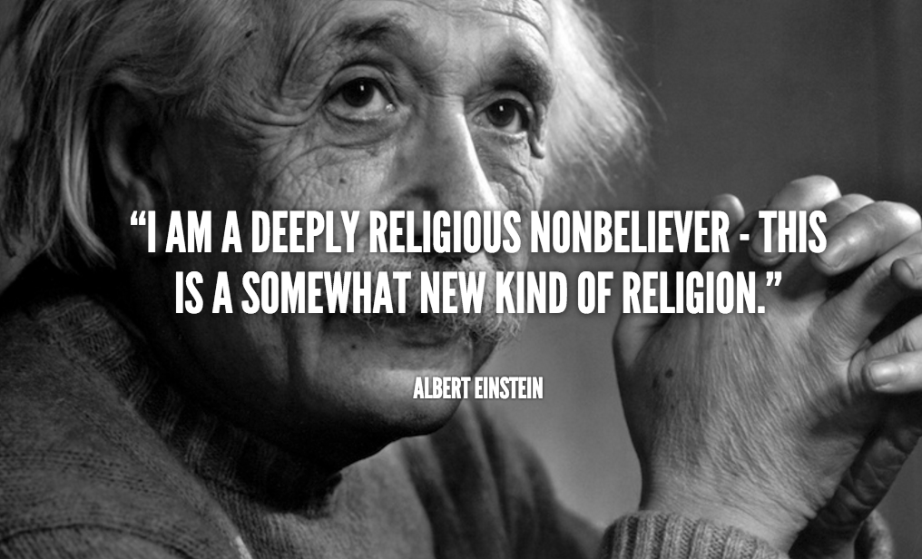Some Well-Known Persons and Their Comments On Religion