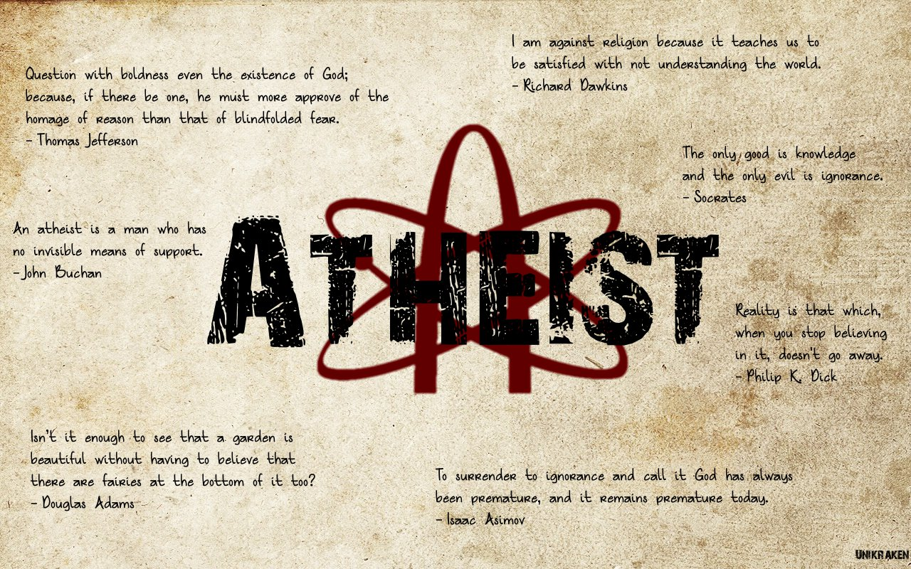 Atheism, Humanism and Modernity