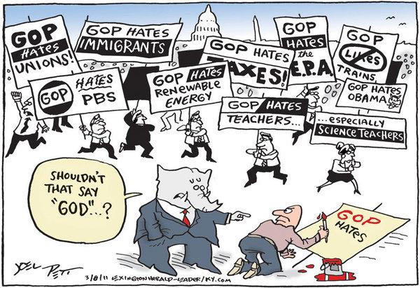Republican Theocrats