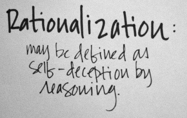 Rationalizing Isn't Rationalism